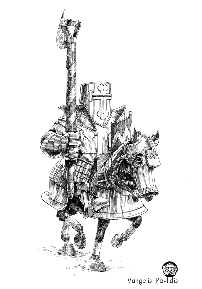 CAN OPENER KNIGHT